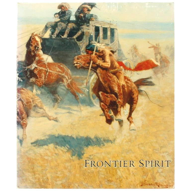 Frontier Spirit, First Edition For Sale