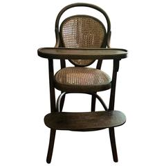 thonet chair for sale at 1stdibs. Black Bedroom Furniture Sets. Home Design Ideas