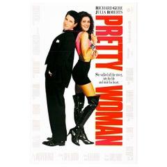 """Pretty Woman"" Film Poster, 1990"