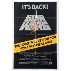 """Star Wars"" Film Poster, 1981"