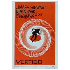 """""""Vertigo"""" Film Poster, 1996"""