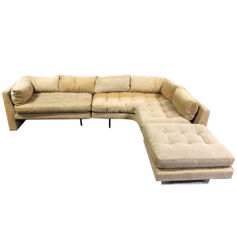 Omnibus Sectional Sofa Vladimir Kagan 1