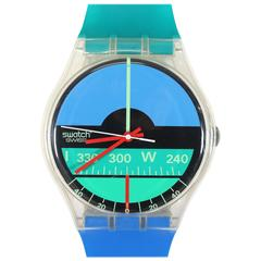 Big Wall Clock by Swatch, 1987
