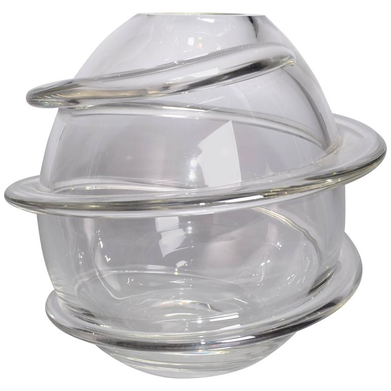 Rosenthal Studio Linie Glass Vase