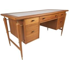 Modern Decorator's Desk by Imperial