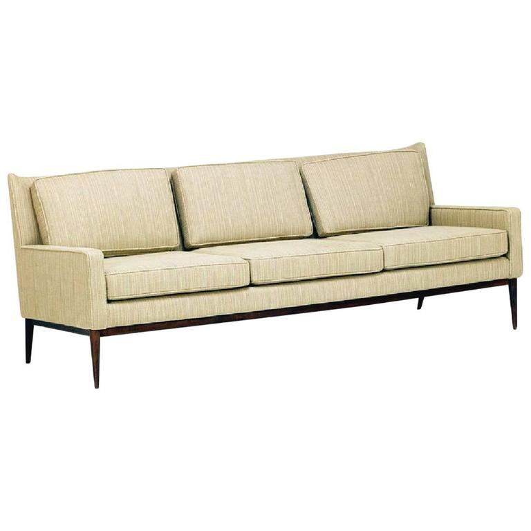 Long Sofa by Paul McCobb
