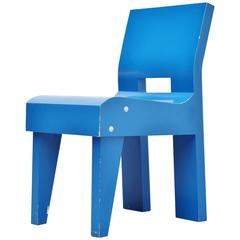 Martin Visser Modernist Chair SE20 Spectrum, 1988