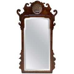 American Federal Early 19th Century Chippendale Mirror