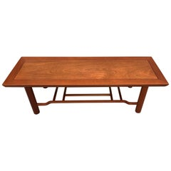 Mahogany Coffee Table by Heritage Henredon