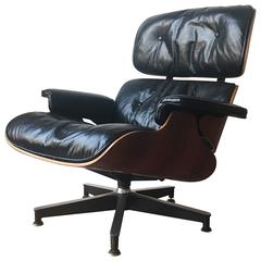 1960s Herman Miller Eames Lounge Chair