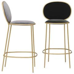 Stay Bar and Counter Stool by Nika Zupanc