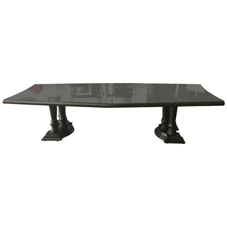 Monumental Monteverdi Young by Maurice Bailey Dining or Conference Table