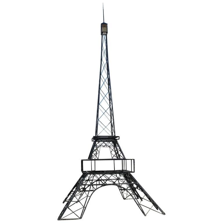 Vintage Eiffel Tower For Sale