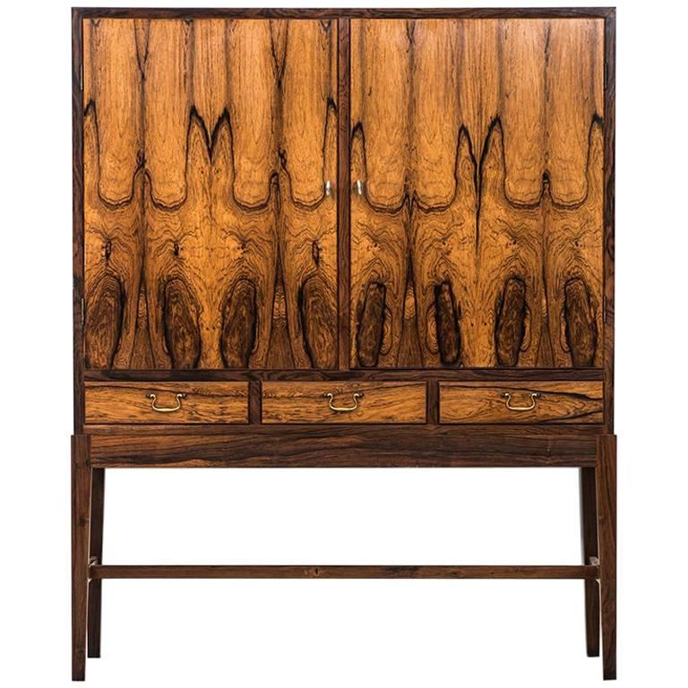 just cabinets cabinet in rosewood by knud juul in denmark at 1stdibs 18034