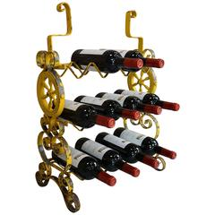 Wine Cellar/Old Bottle Holder