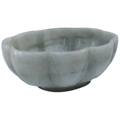 Chinese Jadeite Hardstone Bowl