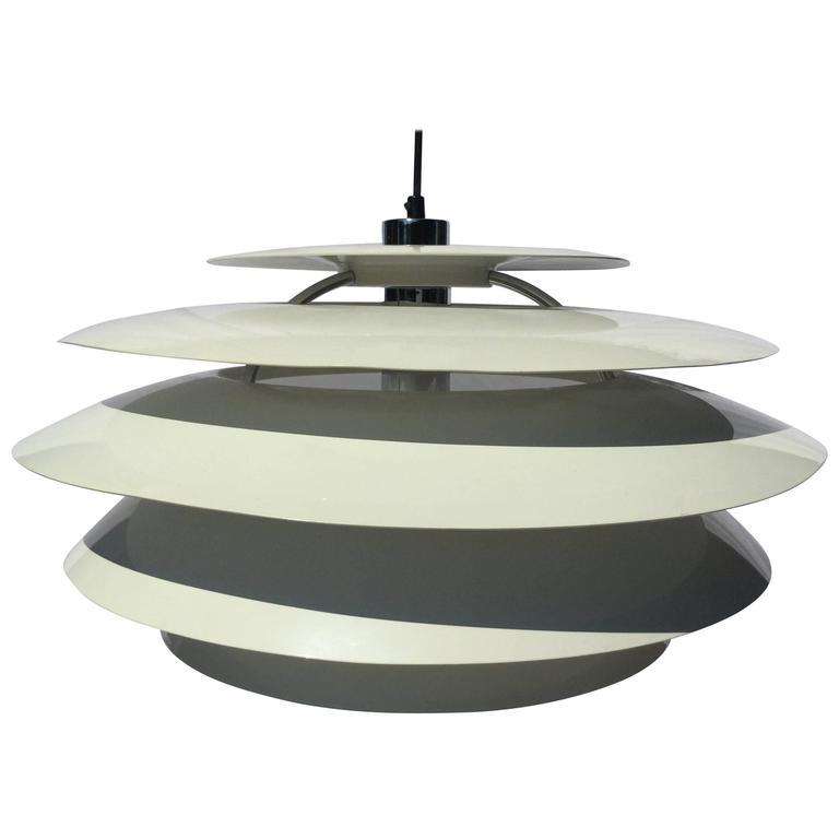 Large Hanging Stilnovo Pendant Light