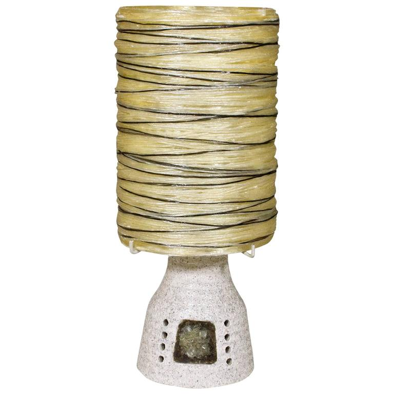 Georges Pelletier Table Lamp by Accolay, circa 1960, France