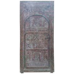 Amazing Beni Door, All Carved