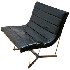 1960s 'Catenary' Chair by George Nelson