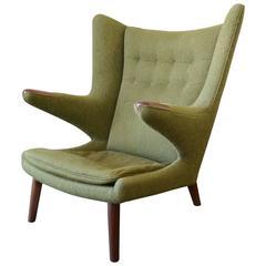 Hans Wegner Papa Bear Chair for A.P. Stolen