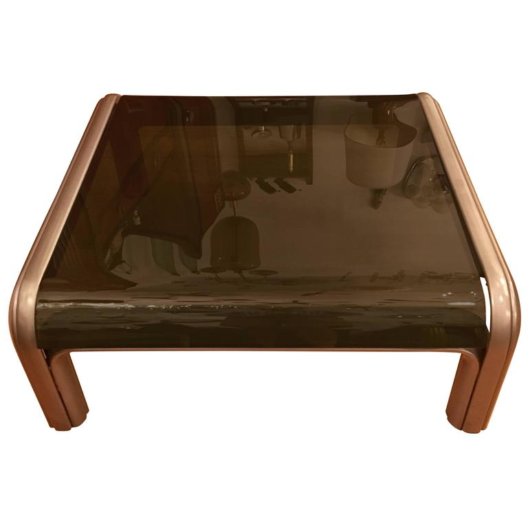 Gae Aulenti Knoll Coffee Table For Sale
