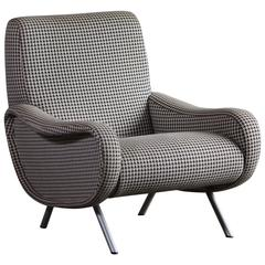 """Marco Zanuso """"Lady"""" Armchair for Arflex"""