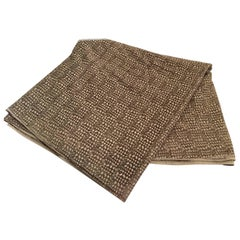 Woven African Tribal Bogalan Mud Cloth Textile