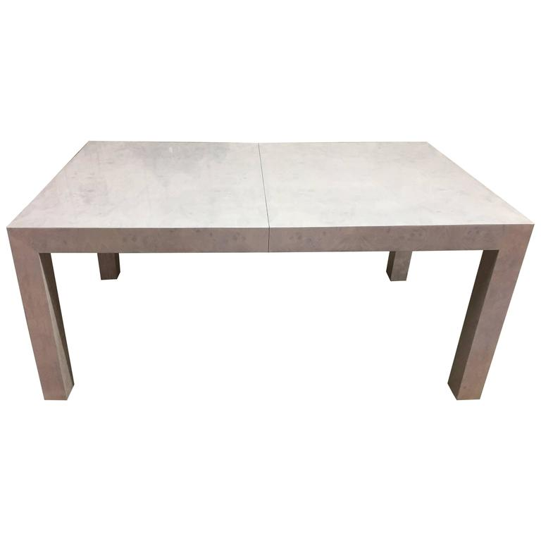 White Washed Dining Table For Sale At 1stdibs