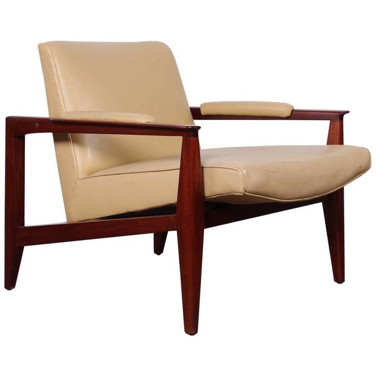 Lounge Chair by Edward Wormley for Dunbar