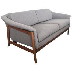 Folke Ohlsson, Mid-Century Danish Sofa by DUX