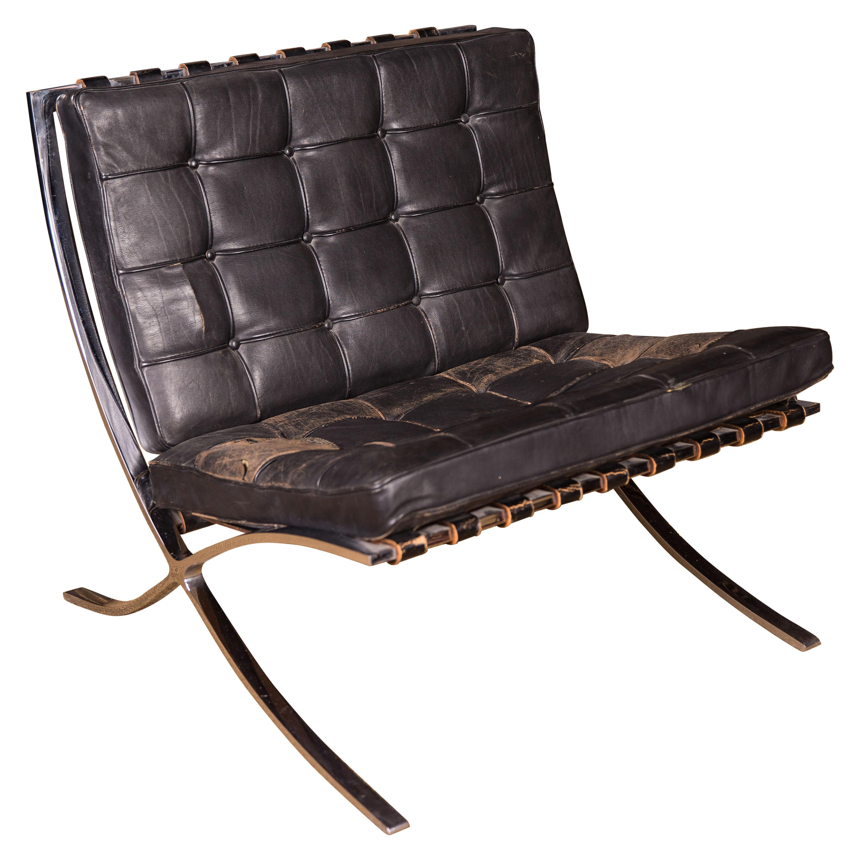 Original Barcelona Chair Design by Mies Van Der Rohe For Sale  sc 1 st  1stDibs & Original Barcelona Chair Design by Mies Van Der Rohe For Sale at 1stdibs