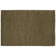 City Milano, Hand-Knotted Rug in Wool Designed for Nodus by Peter Rankin