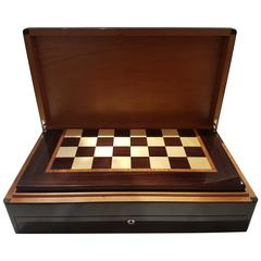 English Limited Edition Silver Gilt Erotic Chess