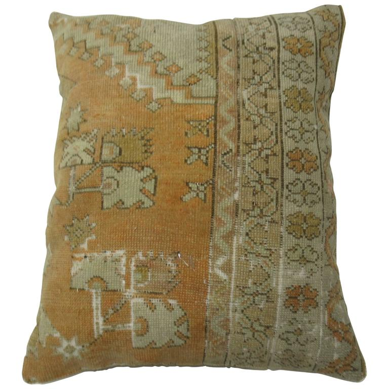 Small Shabby Chic Pillows : Shabby Chic Turkish Pillow Cushion For Sale at 1stdibs
