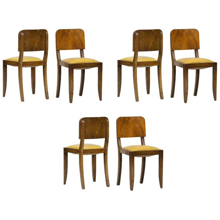 Serene And Practical 40 Asian Style Dining Rooms: Set Of Six Steen Ostergaard Cado Chairs At 1stdibs