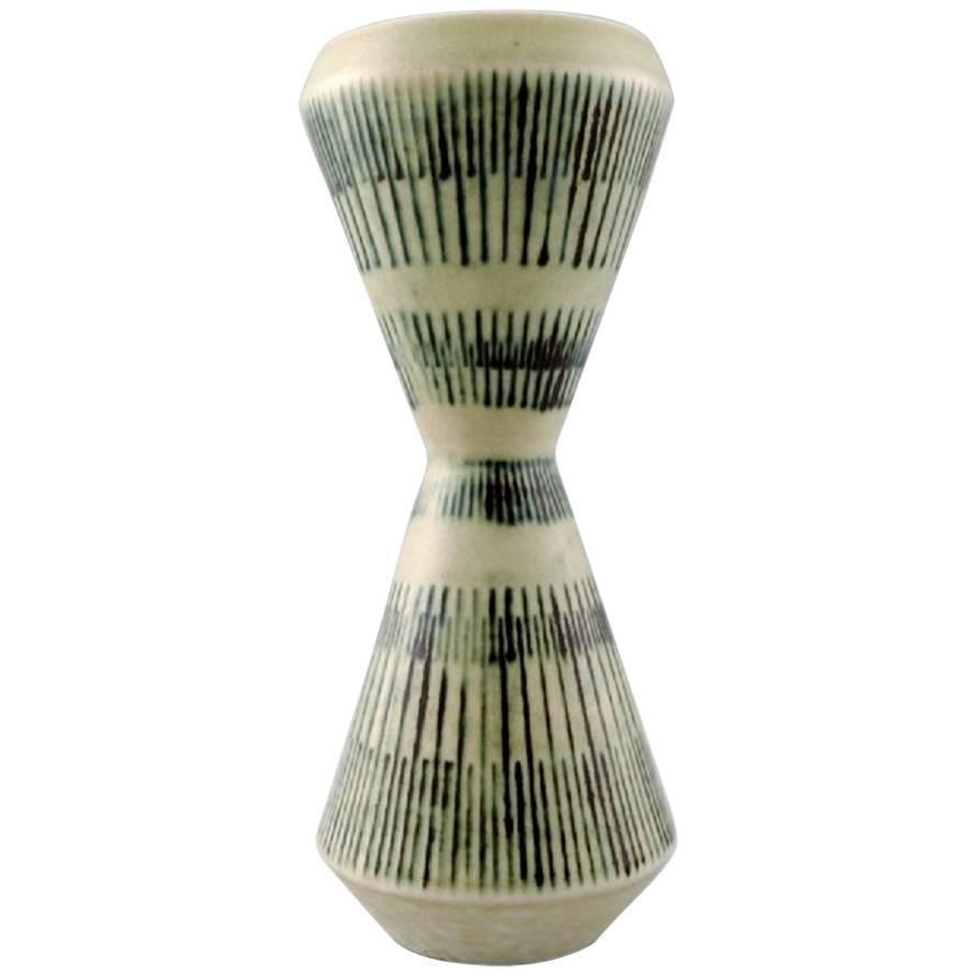 Carl-Harry Stalhane for Rorstrand / Rørstrand, Ceramic Vase, Rare Form