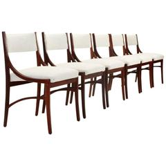 Vintage Model 110 Chairs by Ico Parisi for Cassina, Set of Six