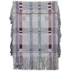 Joanna Louca Handwoven Textile #2