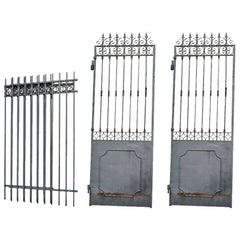Argentinian Iron Gates
