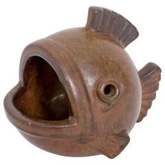Fish Figurine by Gunnar Nylund for Rorsstand