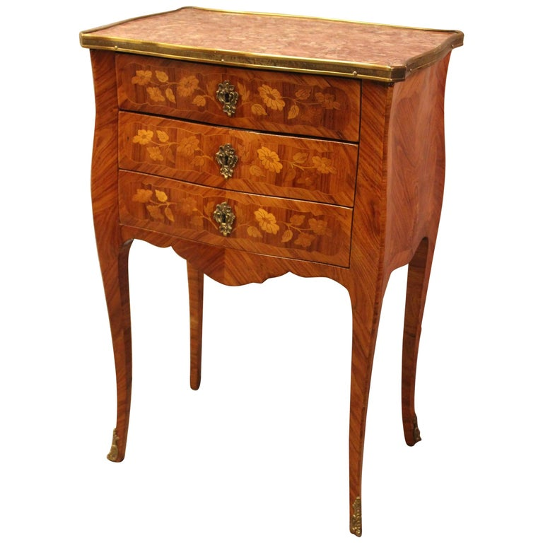 19th Century Small Commode, France For Sale