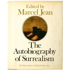 Autobiography of Surrealism First Edition Review Copy
