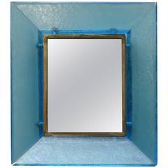 1930s Venini Scarpa Mirror