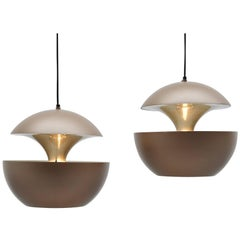 RAAK Pendants Fontaine Jaillissante by Betrand Balas, 1970