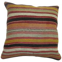 Kilim Pillow from Turkey