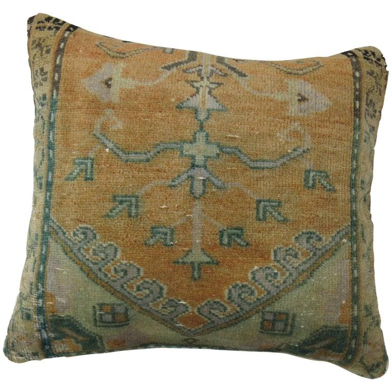 Anatolian Rug Pillow For Sale