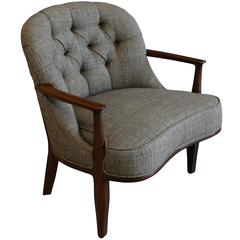 """Janus"" Lounge Chair by Edward Wormley for Dunbar"
