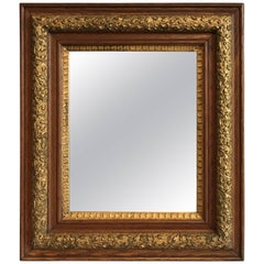 Partial Giltwood and Gesso Frame