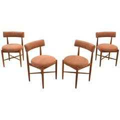Mid-Century Teak Dining Chairs by G-Plan